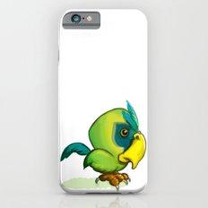 Green Parrot iPhone 6s Slim Case