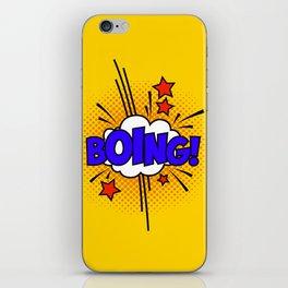 Boing ! iPhone Skin