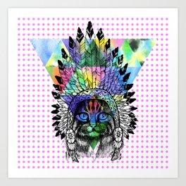 Colors Galor / Dreamweaver Art Print