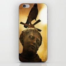 The Watcher of  Charles Bridge iPhone & iPod Skin