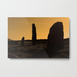 Ancient Monument Metal Print