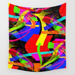 Bent Wall Tapestry