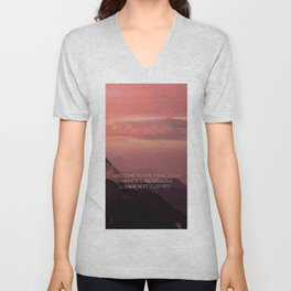 Harry Styles - Sign of the times Unisex V-Neck