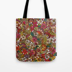 I spy... in colors Tote Bag