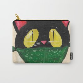 Cat Bandana Carry-All Pouch