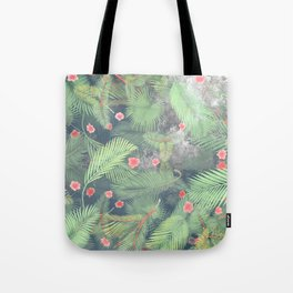 Fresh Summer Forest Tote Bag