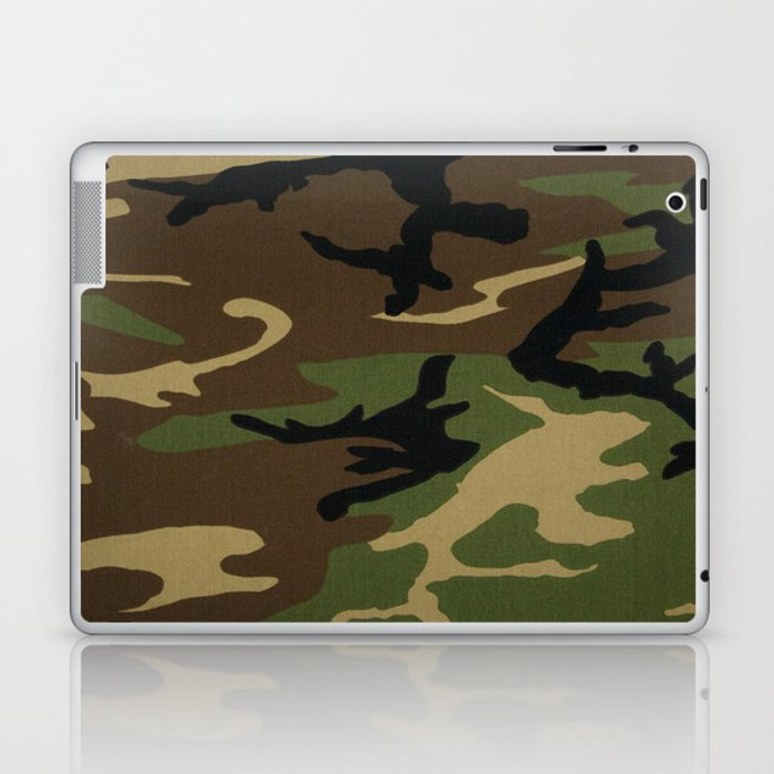 Camo Laptop & iPad Skin