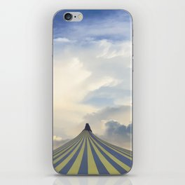 Turrets in the Clouds iPhone Skin
