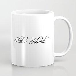 Staten Island Coffee Mug