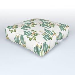 Cactus Desert Outdoor Floor Cushion