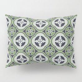 Moroccan Tea Seamless Pattern Pillow Sham