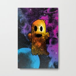 Space Ghost 2.0 Metal Print