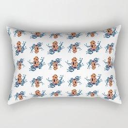 Poison Dart Rectangular Pillow