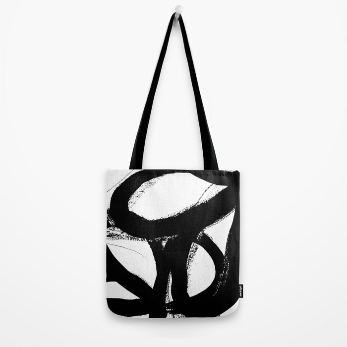 Wild tulips Tote Bag