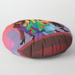 Living Single Floor Pillow