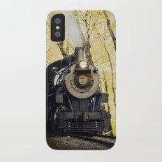 Autumn line iPhone X Slim Case