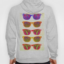 Sunglasses In Paradise Hoody