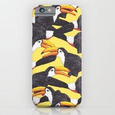 Toucans [yellow] iPhone 6s Slim Case