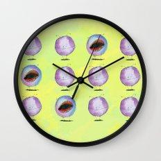 Mighty Bitey Wall Clock