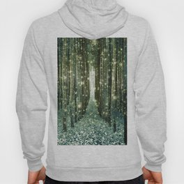 Magical Forest Old Money Green Hoody