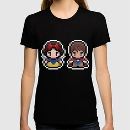 Snow White and Prince T-shirt
