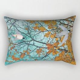 autumn afternoon Rectangular Pillow