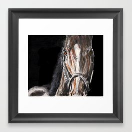 Equus Framed Art Print