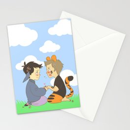 WTP! Destiel Stationery Cards