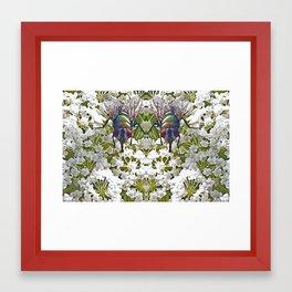 Flys Framed Art Print