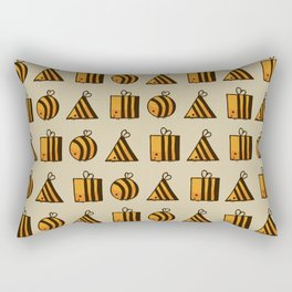 BEE DIFFERENT Rectangular Pillow