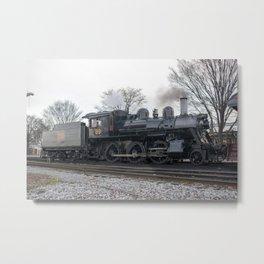 Strasburg Railroad Series 18 Metal Print