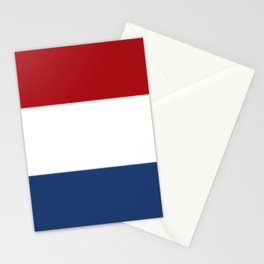 The Netherlands Flag / The Dutch Flag Stationery Cards