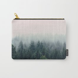 Between every two pines is a doorway to a new world Carry-All Pouch