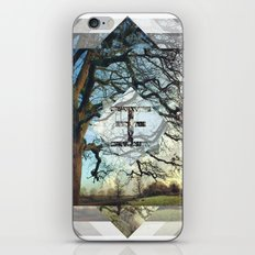 Geo Tree iPhone & iPod Skin