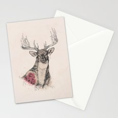 Portrait of a Rebel Stationery Cards