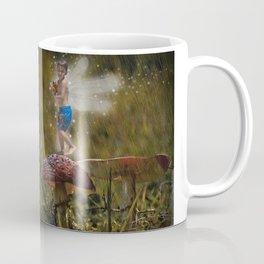 Azzie Rain Fairy Coffee Mug