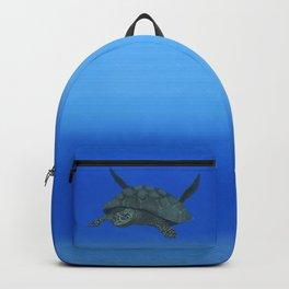 Peaceful Sea Turtle Backpack