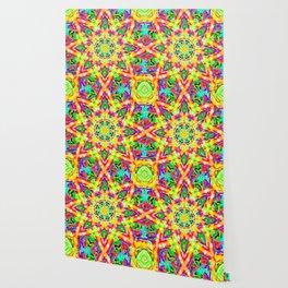 Abstract Flower AA YY B Wallpaper