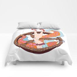 sailor soul color Comforters