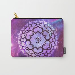 KEEP CALM AND OM MANI PADME HUM Carry-All Pouch