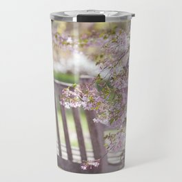 Spring Bench Travel Mug