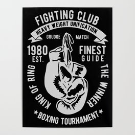 fighting club heavy weight unification Poster