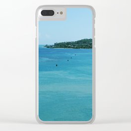 The Farther Shore Clear iPhone Case