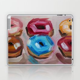 Donuts, desert, sweet Laptop & iPad Skin