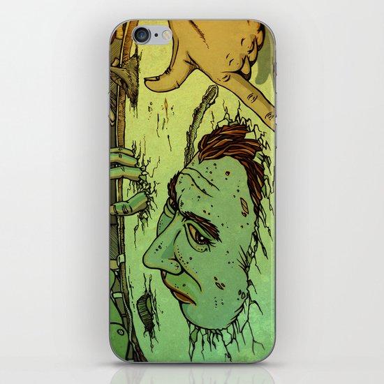 No Deep Breaths iPhone & iPod Skin