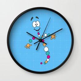Mr. DNA 2 Wall Clock