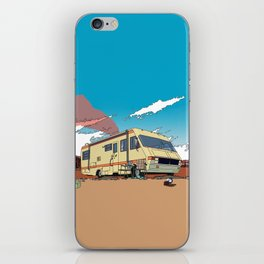 Crystal Ship iPhone Skin