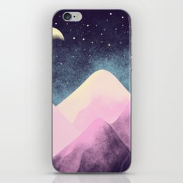 Moonlight Valley iPhone Skin