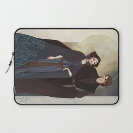 The senator and the general Laptop Sleeve
