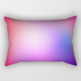 Cosmic Gradient Rectangular Pillow